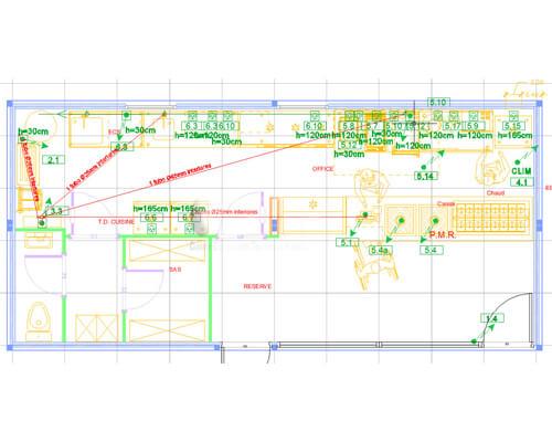 Carrousel-Bâtiment complet-Conception 2b